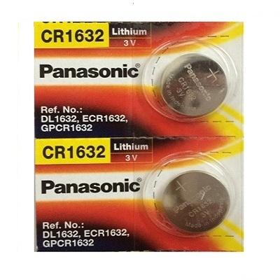 Pin CR1632 Panasonic 3V Lithium chính hãng