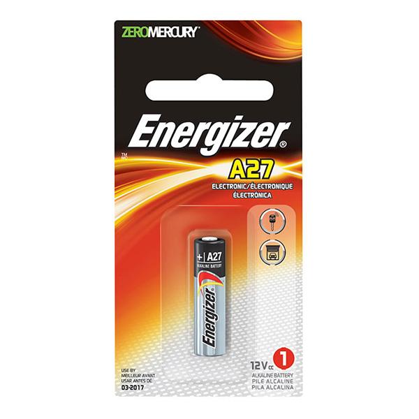 Pin A27 Energizer 12V