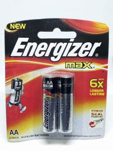 Pin AA Energizer Max E91 BP2