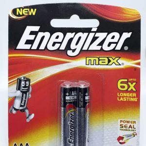 Pin AAA Energizer Max E92 BP2