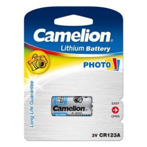 Pin CR123A Camelion Lithium 3V