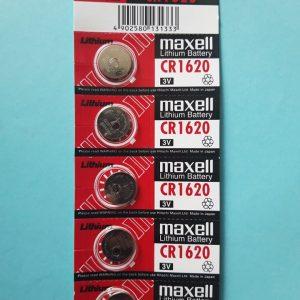 Pin CR1620 Maxell Lithium 3V chính hãng