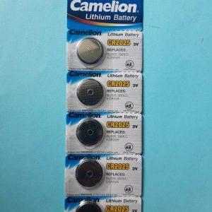 Pin CR2025 Camelion Lithium 3V chính hãng