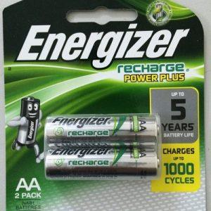 Pin sạc AA Energizer 2000mAh 1.2V tại Đà Nẵng