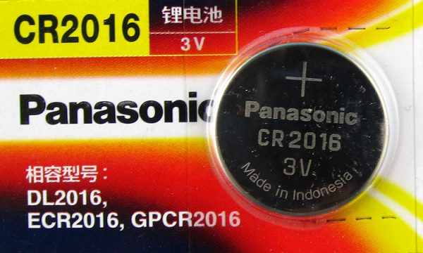 Pin Panasonic CR2016 - Pin nút Lithium Đà Nẵng