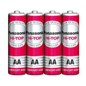 Pin Panasonic R6DT/4S - Pin tiểu đỏ AA Đà nẵng
