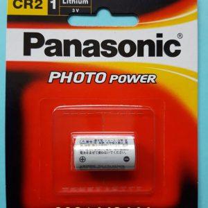 Pin CR2 Panasonic 3V Photo Power vỉ 1 viên Đà Nẵng