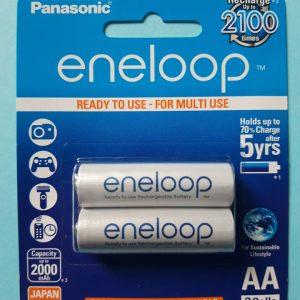 Pin sạc AA Panasonic Eneloop Đà Nẵng