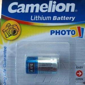Pin CR2 Camelion 3V Photo vỉ 1 viên