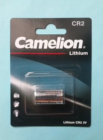 Pin CR2 Camelion 3V Photo vỉ 1 viên Đà Nẵng