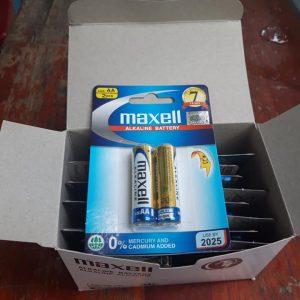 Pin Maxell AA Alkaline LR6 (GD) 2B