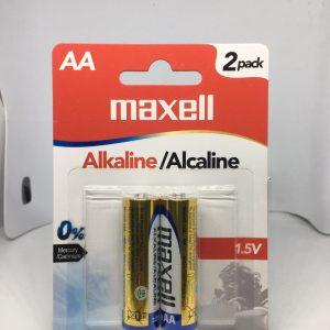 Pin Maxell AA Alkaline LR6 (GD) 2B chính hãng