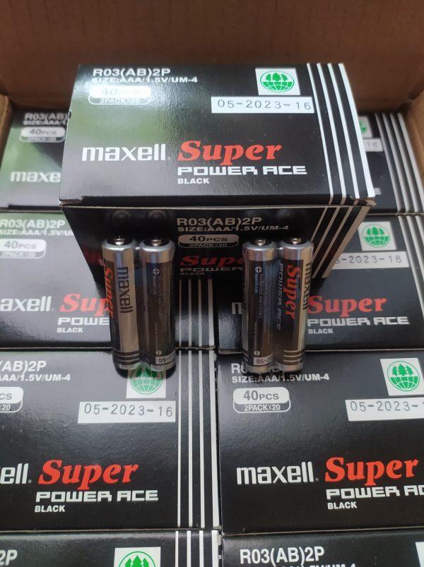 Pin Maxell AAA R03 (AB) 2P Japan Đà Nẵng