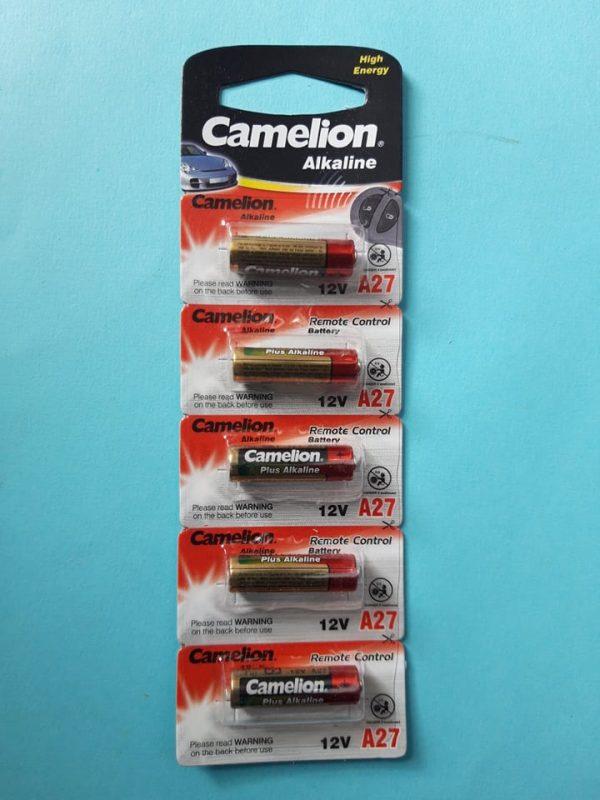Pin A27 Camelion 12V