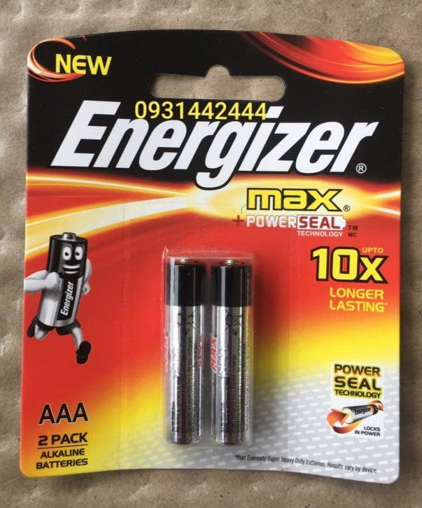 Pin AAA Energizer Max E92 BP2 Đà Nẵng