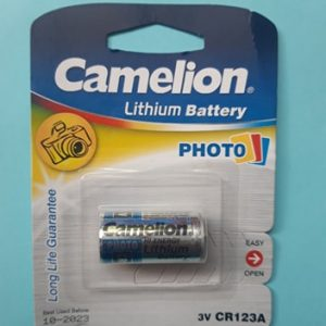Pin CR123A Camelion Photo Lithium 3V Đà Nẵng
