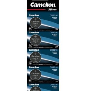 Pin CR2016 Camelion Lithium 3V chính hãng Đà Nẵng