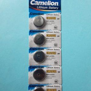 Pin CR2032 Camelion Lithium 3V chính hãng