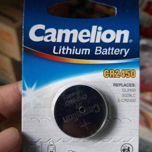 Pin CR2450 Camelion Lithium 3V chính hãng