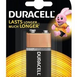 Pin 9V Duracell 6LR61 MN1604 Alkaline vỉ 1 viên Đà Nẵng