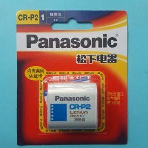 Pin CR-P2 Panasonic 6V Lithium chính hãng Đà Nẵng