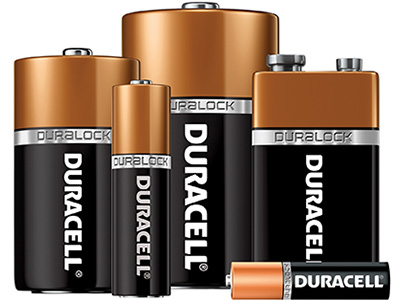Pin Duracell