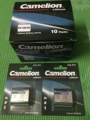 Pin CR-P2 Camelion 6V Lithium chính hãng Đà Nẵng