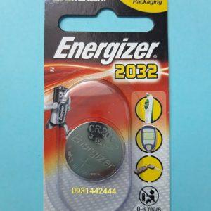 Pin CR2032 Energizer 3V Lithium chính hãng Đà Nẵng