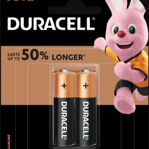 Pin AA Duracell MN1500 Alkaline 1.5V vỉ 2 viên Đà Nẵng