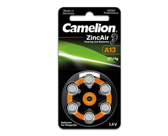 Pin máy trợ thính A13 Camelion Đà Nẵng