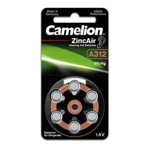 Pin máy trợ thính A312 Camelion Đà Nẵng