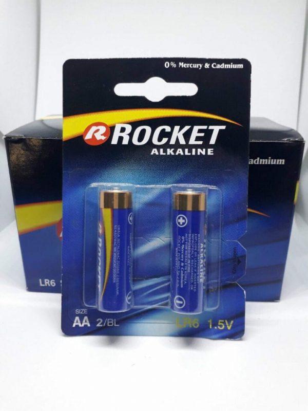 Pin AA Rocket Alkaline LR6 1.5V Đà Nẵng