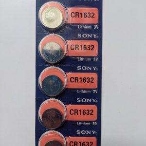 Pin CR1632 Sony