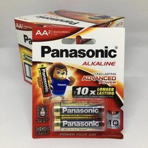 Pin AA Panasonic LR6T/2B Alkaline 1.5V chính hãng