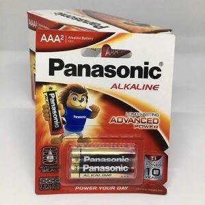 Pin AAA Panasonic LR03T/2B Alkaline 1.5V chính hãng