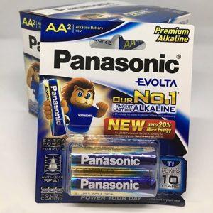 Pin AA Evolta Panasonic LR6EG/2B 1.5V chính hãng