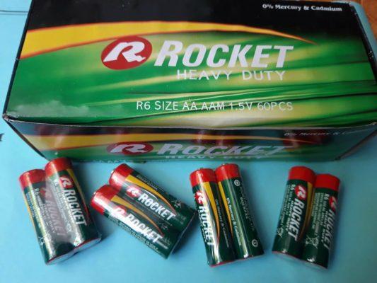 Pin Rocket