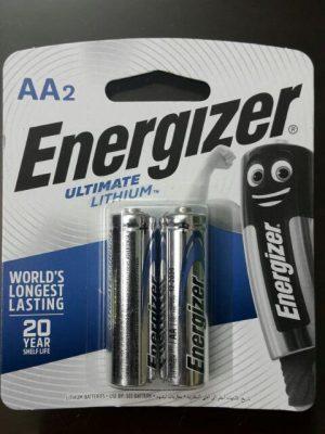 Pin AA Energizer Ultimate Lithium L91 chính hãng